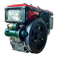 Двигатель дизельный Кентавр ДД190В с водяным охлаждением (10 л.с.) для мотоблоков