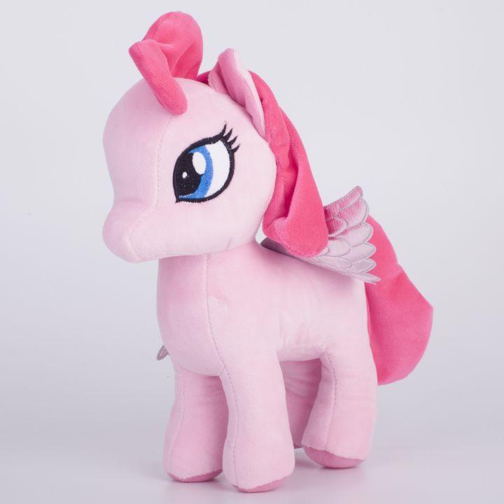 Мягкая игрушка Пони Пинки Пай (розовая)