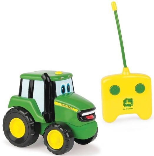 John Deere: трактор Джонни на дистанционном управлении