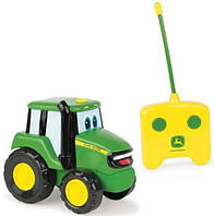 John Deere: трактор Джонни на дистанционном управлении, фото 1
