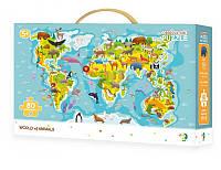 Пазл DoDo Мир животных 300133, детская игрушка, подарок для ребенка