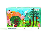 Пазл DoDo Лесные Друзья 300140, детская игрушка, подарок для ребенка