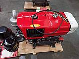Двигатель дизельный  ДД195ВЭ (12 л.с.), фото 4