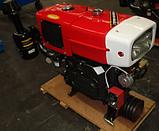 Двигатель дизельный  ДД195ВЭ (12 л.с.), фото 2