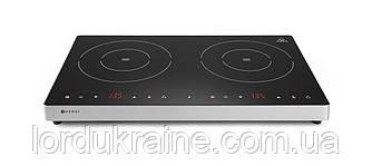 Плита индукционная двойная Display Line Hendi 239285