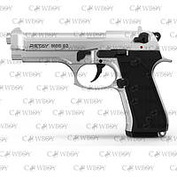 Пистолет стартовый Retay Mod 92, Chrome