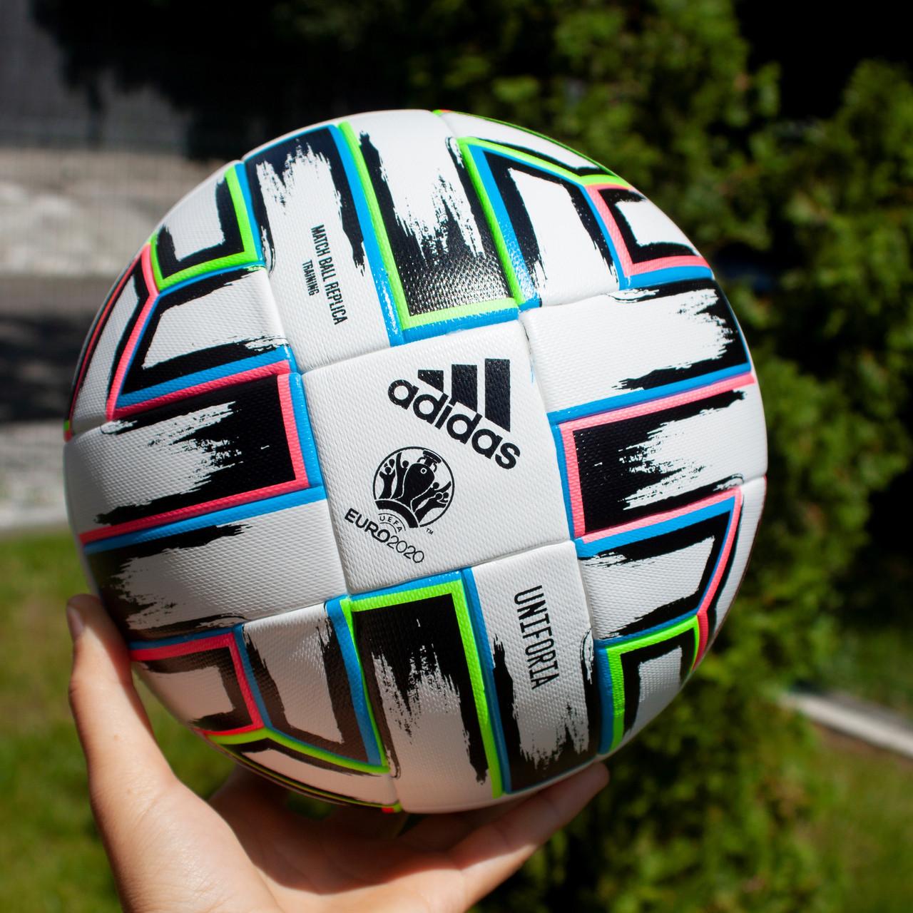 Футбольний м'яч Adidas PRO UNIFORIA