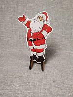 Новогодняя напольная декорация Санта Клаус