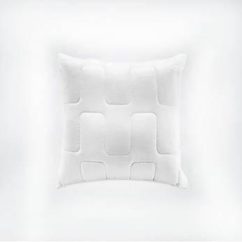 Подушка  70х70, стеганый чехол на молнии + внутренняя подушка, фото 2