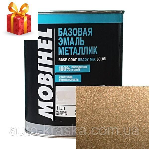 Автокраска Mobihel металлик 399 Табак 1л.