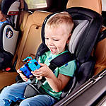 Автокресло Kinderkraft Comfort Up Black, фото 7
