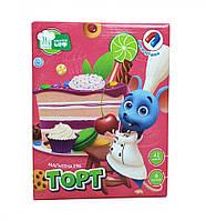 """Игра магнитная VT3004 (""""Торт"""" (укр)), детская игрушка, подарок для ребенка"""