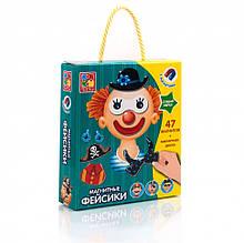 """Магнитная игра VT3702 (""""Фэйсики"""" VT3702-09 (рус)), детская игрушка, подарок для ребенка"""