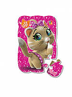 """Пазлы магнитные А5 """"44 Cats"""" VT3205 (""""Пилу"""" (укр)), детская игрушка, подарок для ребенка"""