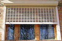 Роллетные решетки ш2500, в2000, фото 5