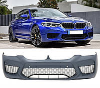 Передний бампер обвес BMW 5 G30 (2017+) стиль M5