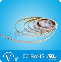 Светодиодная лента RISHANG 60-2835-12V-IP65 6.36W 339Lm 3000K (RD6060TA-B)