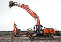 Аренда гусеничного экскаватора Hitachi ZX350LC-3