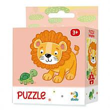 Пазл DoDo Львенок 300165, детская игрушка, подарок для ребенка