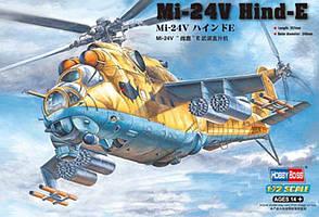 Ми-24В Hind-E. Сборная пластиковая модель. 1/72 HOBBY BOSS 87220