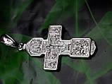 Серебряный крест, фото 2