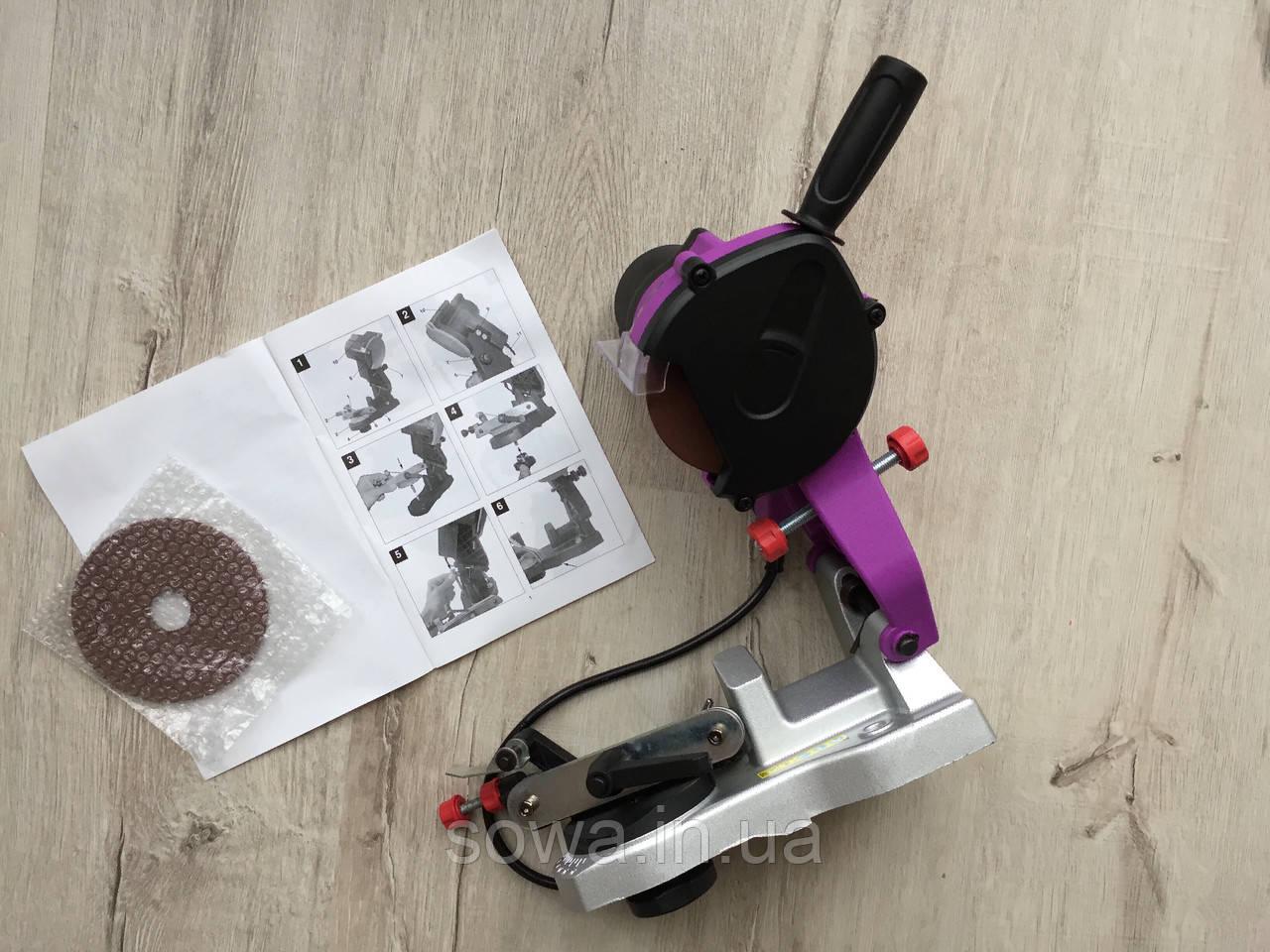✔️ Верстат для заточування ланцюгів AL FA CSG001 | 950W