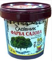 Краска садовая 6,5 кг, Агрохимпак, Украина