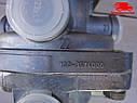 Кран тормозной  2-секционный  КАМАЗ (пр-во ПААЗ). 100.3514008. Ціна з ПДВ., фото 3