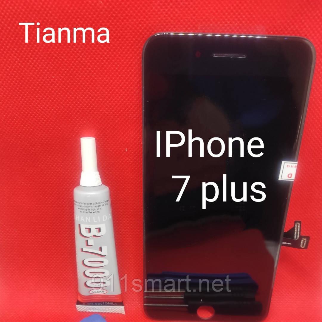 Новый дисплейный модуль для iPhone 7 plus  (Tianma).