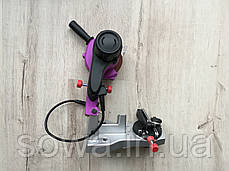 ✔️ Верстат для заточування ланцюгів AL FA CSG001 ( 950Вт, Підсвічування робочої області ), фото 3