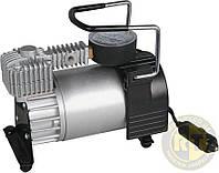 Миникомпрессор автомобильный с алюминиевым радиатором 10 бар, 35 л/мин MIOL 81-115