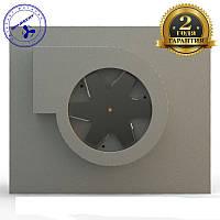 Эжекторный дымосос 180/45 из нержавеющей стали марки AISI 304 для плоских дымоходов