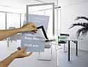 DURAFRAME A4 Переклеиваемая магнітна інформсистема DURABLE 4882 срібляста, фото 7