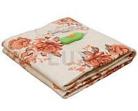 Электропростынь полуторная, Электрическое одеяло LUX, Турция 120Х160 см, фото 1