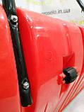 """Лопата-скрепер снігоприбиральна. """"Маап"""". Польща. 45х80 см розмір ковша. Для прибирання снігу. З коліщатками, фото 6"""