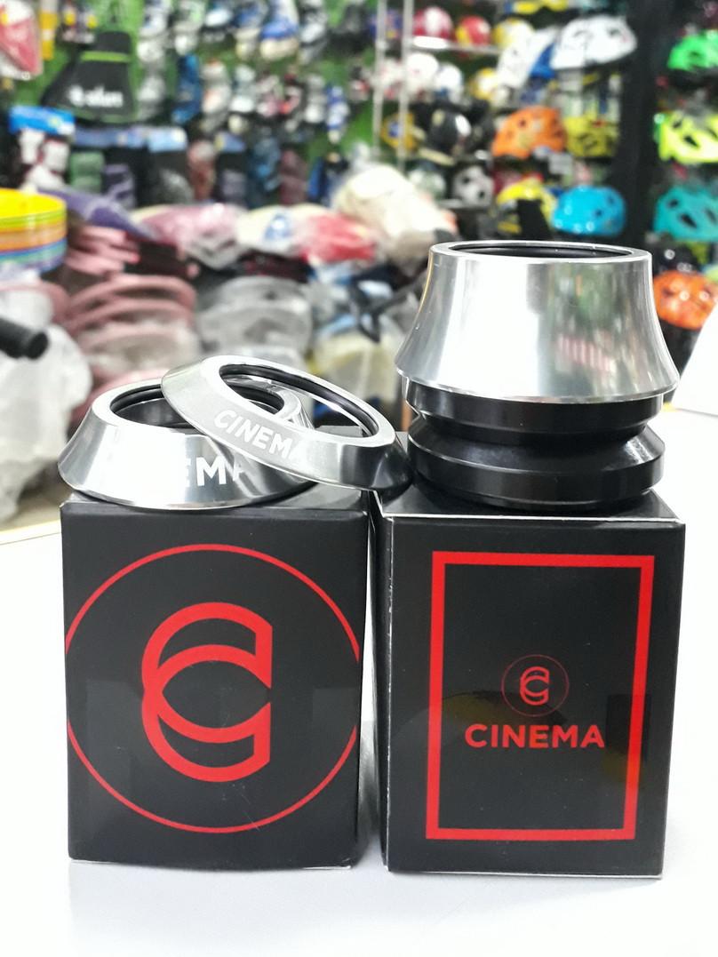 Рульова BMX Cinema Lift Kit сірий CN2000SIL