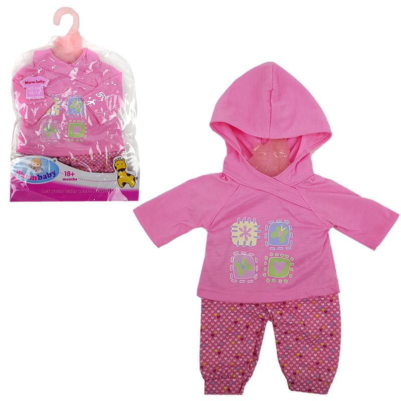 """Одежда для """"Baby Born"""" в пакете DBJ-506"""