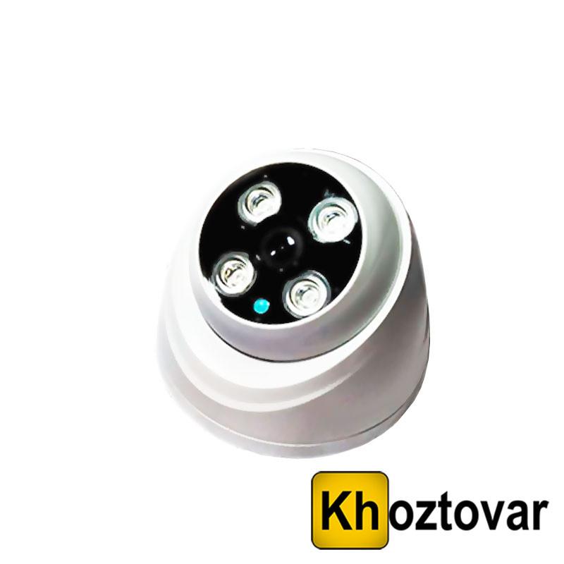 Зовнішня AHD камера відеоспостереження 4 Мп