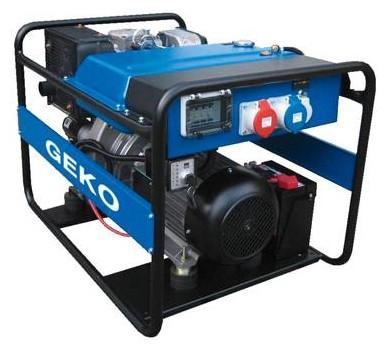 Трехфазный дизельный генератор Geko 6400EDW-A_ZEDA (5,5 кВт)