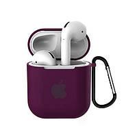 Чехол для Apple AirPods Серце silicone case