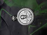 Серебряная иконка с образом Св. Николая, фото 4