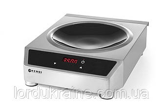 Плита индукционная Вок Hendi Profi Line 3500 (239766)