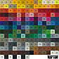 Пигмент для колеровки покрытия RAPTOR™ Голубой (RAL 5012), фото 2