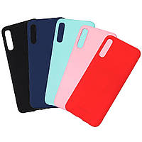 Чехол Silicone case силиконовый Hana Molan Cano для Huawei Mate 20 lite Nova 2 3 3i/P Smart+ 7x Y6/7a Y7 y
