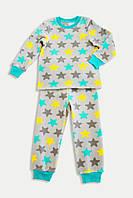 Піжама зірки для хлопчиків утеплена