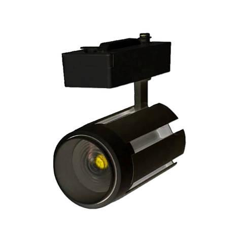 Светодиодный светильник  трековый LEDSTAR Черный металл 25Вт 4000K (103020), фото 2