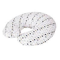 Подушка для кормления Ceba Baby PHYSIO mini  сердечки