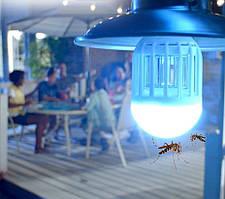 Лампа-приманка для насекомых светодиодная Zapp Light