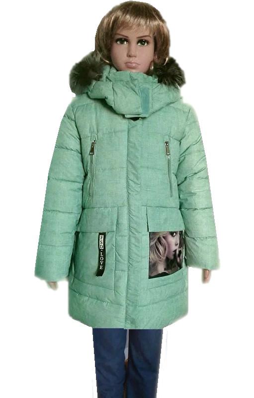 Пальто Модница