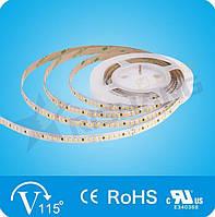 Светодиодная лента RISHANG 2835-128-24V-IP20 12W 2700K (RD00C8TC-A)